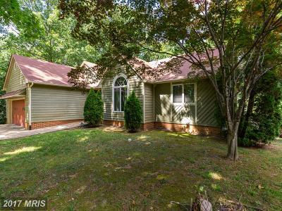 Spotsylvania Single Family Home For Sale: 10705 Cedar Post Lane