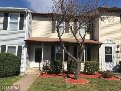 Fredericksburg Townhouse For Sale: 5229 Daffodil Drive