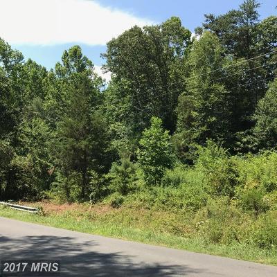 Spotsylvania Residential Lots & Land For Sale: 15113 Jones Powell Road