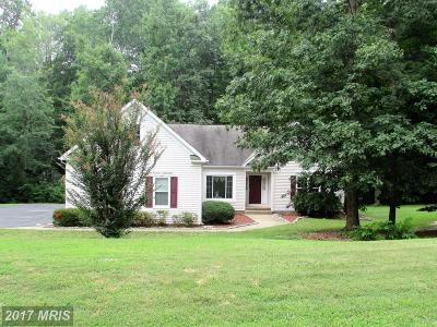 Spotsylvania Single Family Home For Sale: 11120 Blue Herron Circle
