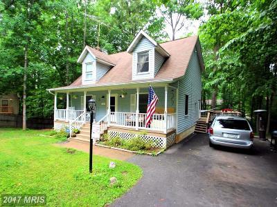 Spotsylvania Single Family Home For Sale: 12501 Sickles Lane