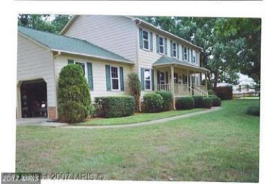 Fredericksburg Single Family Home For Sale: 1 Lorraine Court