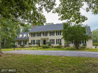 Spotsylvania Single Family Home For Sale: 10200 Piney Branch Road