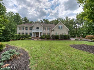 Fredericksburg Single Family Home For Sale: 7728 Kennett Court
