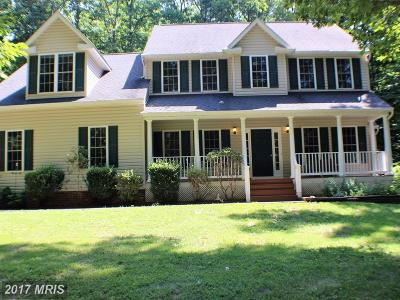 Spotsylvania Single Family Home For Sale: 10623 King Eider Court