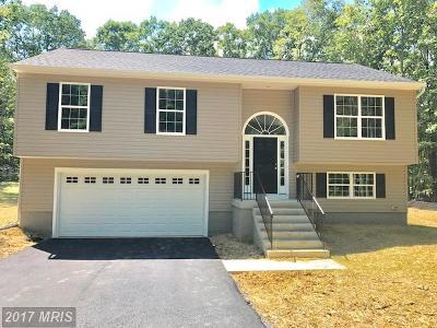 Spotsylvania Single Family Home For Sale: 12624 Plantation Drive