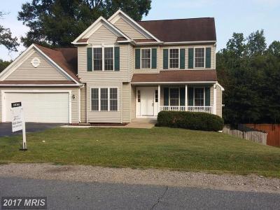 Fredericksburg Single Family Home For Sale: 2512 Ruffin Drive