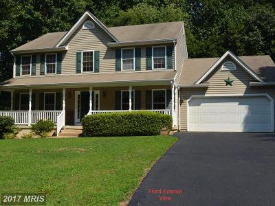 Spotsylvania Single Family Home For Sale: 10213 Edinburgh Drive
