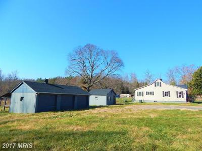 Spotsylvania Single Family Home For Sale: 13832 Post Oak Road