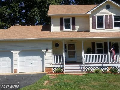 Spotsylvania Single Family Home For Sale: 305 Cooper Street