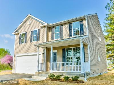 Spotsylvania Single Family Home For Sale: 6822 Courthouse Road