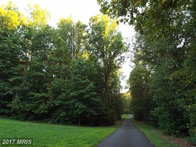 Spotsylvania Residential Lots & Land For Sale: 6400 Heavenly Way