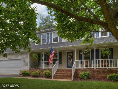 Fredericksburg Single Family Home For Sale: 5105 Signal Corps Drive
