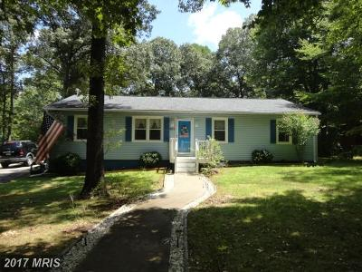 Single Family Home For Sale: 6113 Belmont Road