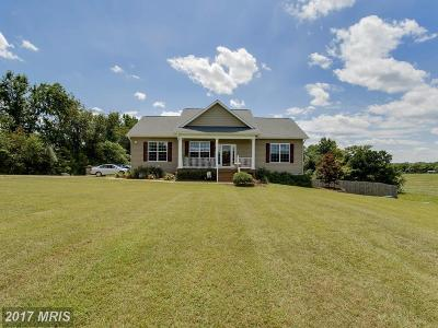 Spotsylvania Single Family Home For Sale: 7930 Dowd Farm Road