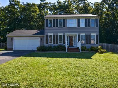 Fredericksburg VA Single Family Home For Sale: $285,000