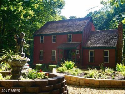Fredericksburg Single Family Home For Sale: 13313 Brookcrest Court