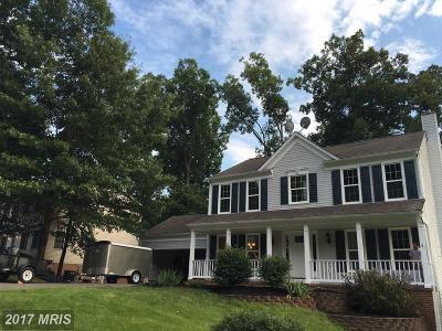 Fredericksburg Single Family Home For Sale: 10502 Watford Lane