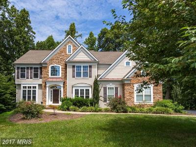 Spotsylvania Single Family Home For Sale: 8603 Lunar Court