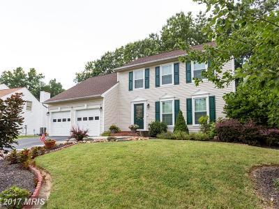 Fredericksburg Single Family Home For Sale: 4912 Queensbury Circle