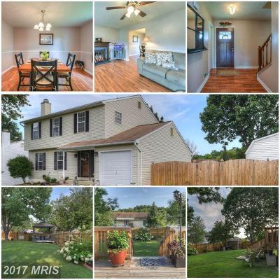 Fredericksburg Single Family Home For Sale: 7102 Kenny Lane
