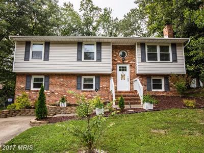 Fredericksburg Single Family Home For Sale: 1903 Coleman Lane