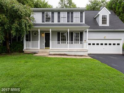 Fredericksburg Single Family Home For Sale: 10417 Wisteria Drive