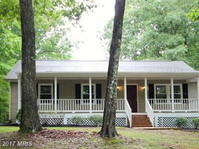 Spotsylvania Single Family Home For Sale: 13100 Trapp Drive