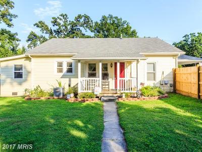 Spotsylvania Single Family Home For Sale: 8701 Brock Road