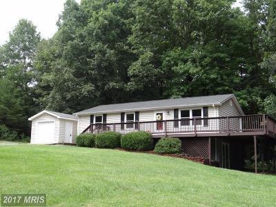 Spotsylvania Single Family Home For Sale: 7017 Gibbs Drive