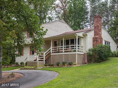 Spotsylvania Single Family Home For Sale: 214 Woodfield Drive