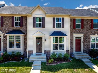Fredericksburg Townhouse For Sale: 4506 Alliance Way