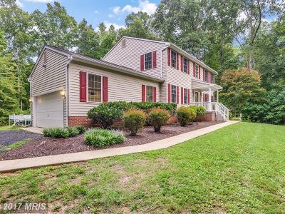 Spotsylvania Single Family Home For Sale: 8811 Millwood Drive
