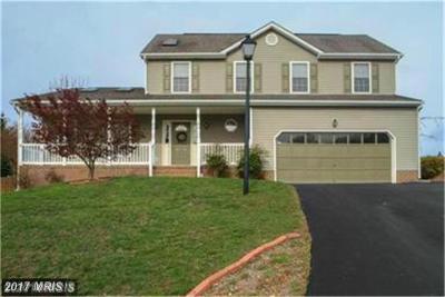 Fredericksburg Rental For Rent: 12108 Ashleigh Park Boulevard