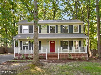 Spotsylvania Single Family Home For Sale: 10815 Holleybrooke Drive