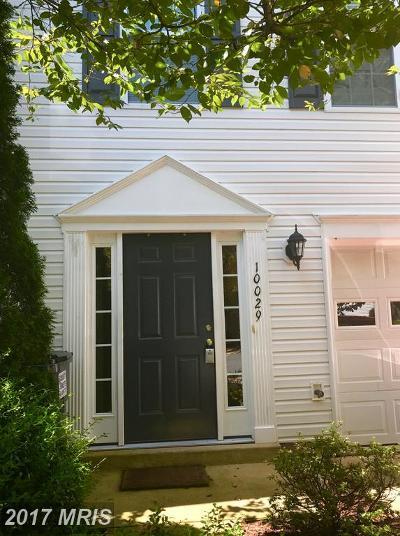 Fredericksburg Townhouse For Sale: 10029 Gander Court