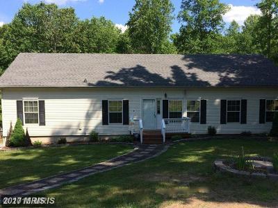 Fredericksburg Single Family Home For Sale: 14609 Antler Road
