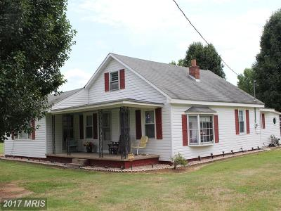 Spotsylvania Single Family Home For Sale: 12272 Post Oak Road