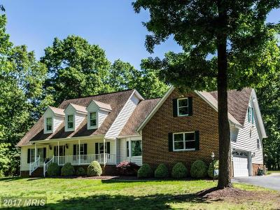 Fredericksburg Rental For Rent: 13913 Last Line Lane