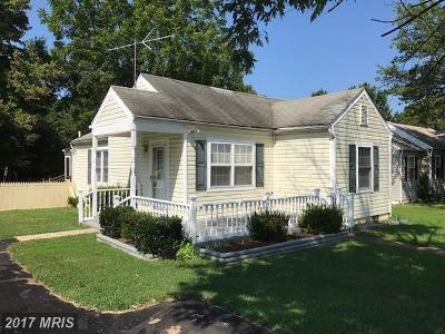 Fredericksburg Single Family Home For Sale: 11220 Single Oak Road