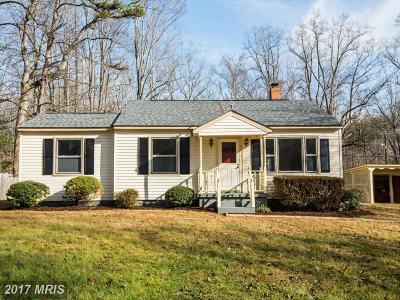 Spotsylvania Single Family Home For Sale: 7114 Courthouse Road