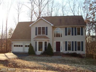 Fredericksburg Rental For Rent: 6208 Forest Grove Drive