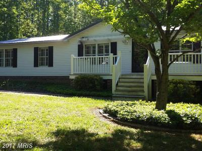 Spotsylvania Single Family Home For Sale: 5817 Paynes Lane