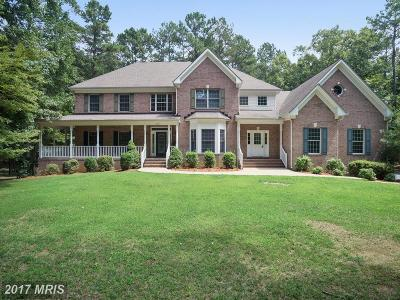 Spotsylvania Single Family Home For Sale: 12001 Honor Bridge Farm Drive