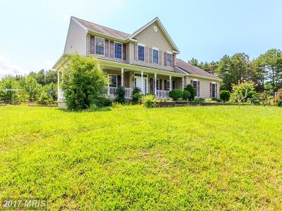Partlow VA Single Family Home For Sale: $382,000
