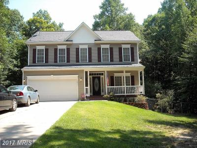 Spotsylvania Single Family Home For Sale: 7311 Red Feather Lane