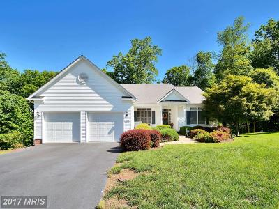 Fredericksburg Single Family Home For Sale: 4213 Stonehaven Way