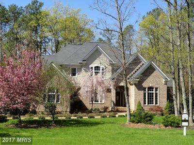 Spotsylvania Single Family Home For Sale: 11612 Longstreet Drive