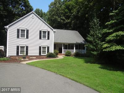 Spotsylvania Single Family Home For Sale: 6709 Bloomsbury Lane