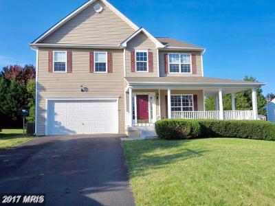 Fredericksburg Single Family Home For Sale: 5921 Glen Eagles Drive